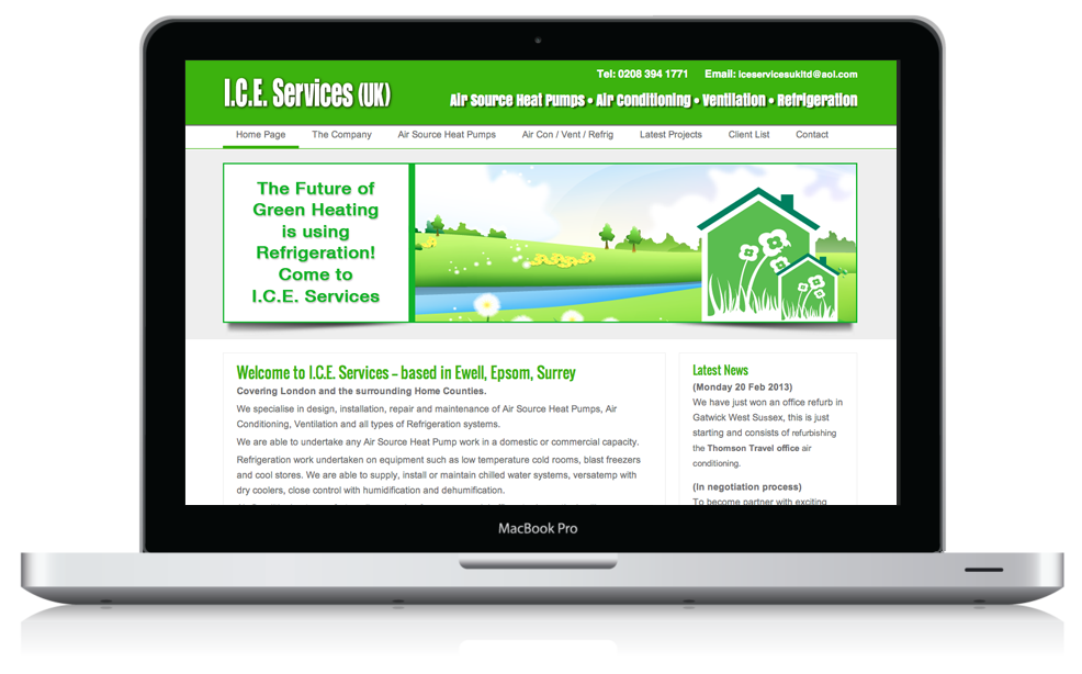 ICE Services UK Ltd.